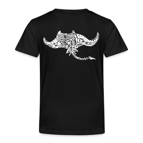 The giant manta - Kids' Premium T-Shirt