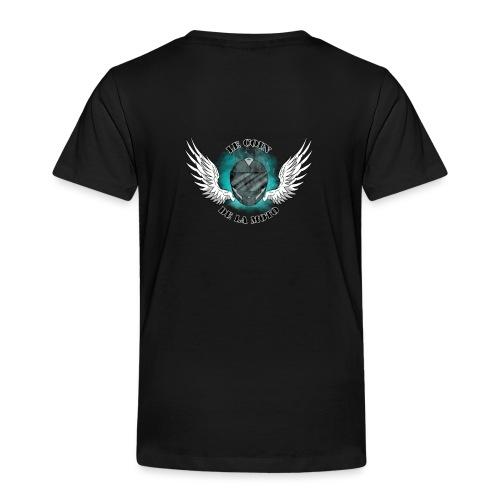 Lecoindelamoto casque - T-shirt Premium Enfant