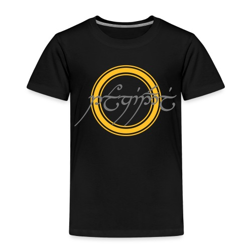 Tolkiendil Cercle 2 - T-shirt Premium Enfant