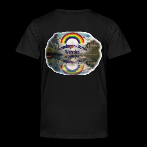 Regenbogen Schule - Kinder Premium T-Shirt