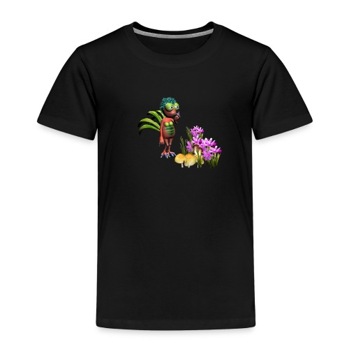 indigo women wirbeli - Kinder Premium T-Shirt