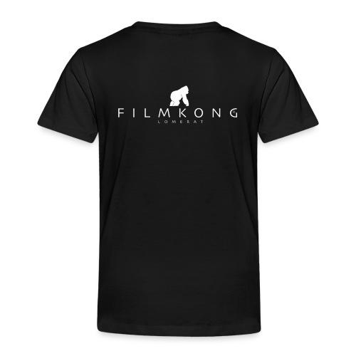 FILMKONG LOGO - Kinder Premium T-Shirt