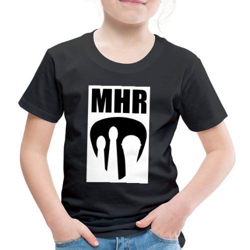 MHR Melody Harmony Rhythm - Kinder Premium T-Shirt