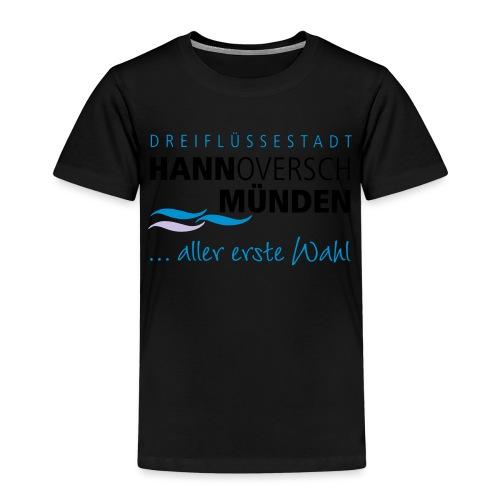 Hann. Münden Logo - Kinder Premium T-Shirt