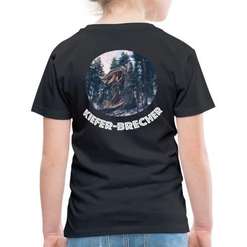 KIEFER WEISS - Kinder Premium T-Shirt