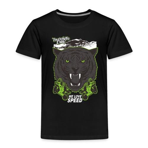 T-Shirt Bear Powershifter - Kinder Premium T-Shirt