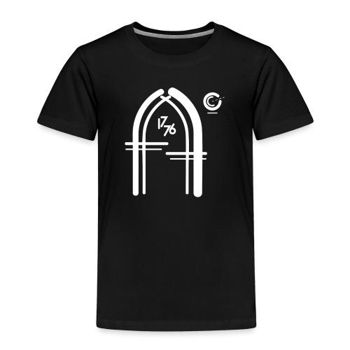 FALSE-WHITE - Kids' Premium T-Shirt