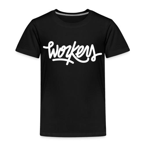 Logo WorkersBeats - T-shirt Premium Enfant
