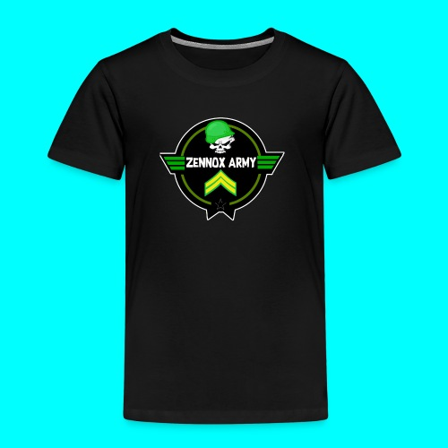 Zennox Army Design - Kids' Premium T-Shirt