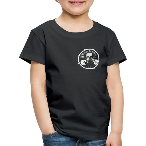 School of Rock Logo png - Kinder Premium T-Shirt