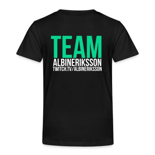 Team albinerikss0n - Premium-T-shirt barn