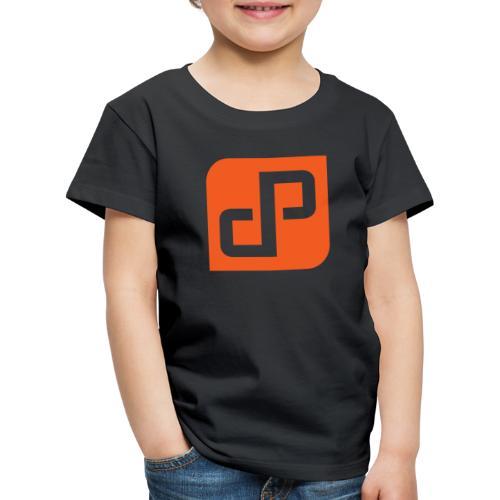 DP Orange (cutout) - Kids' Premium T-Shirt