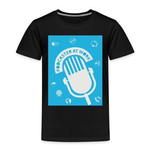 Podcaster at Work - Die Tasse für Podcaster - Kinder Premium T-Shirt
