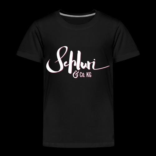 Schluro Shirt Kids - Kinder Premium T-Shirt