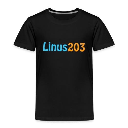 Loga - Premium-T-shirt barn