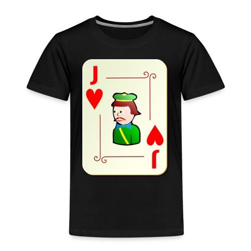 Jack Hearts png - Kids' Premium T-Shirt