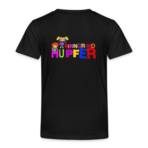 sinngrundhuepferfinal - Kinder Premium T-Shirt