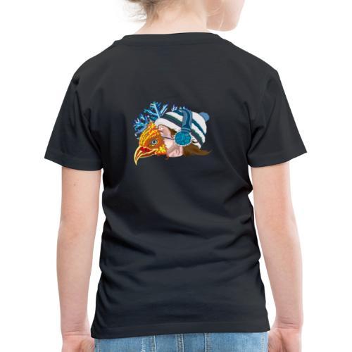 Fénix de invierno - Camiseta premium niño