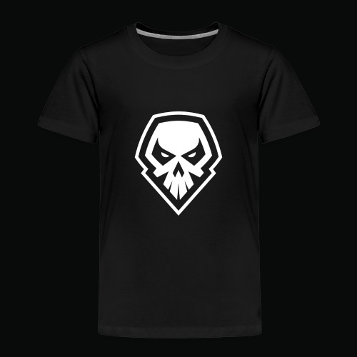 tank logo black - Kids' Premium T-Shirt