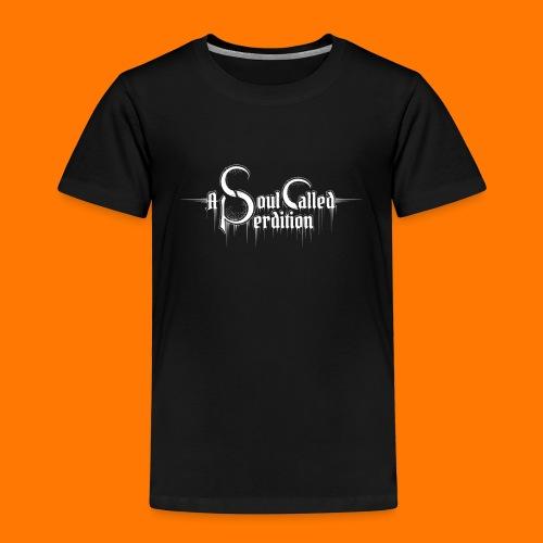 A Soul Called Perdition logo mug - Kids' Premium T-Shirt