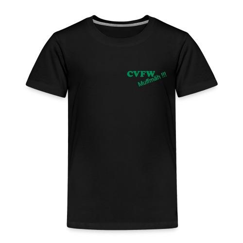 cvfw front1 - Kinder Premium T-Shirt