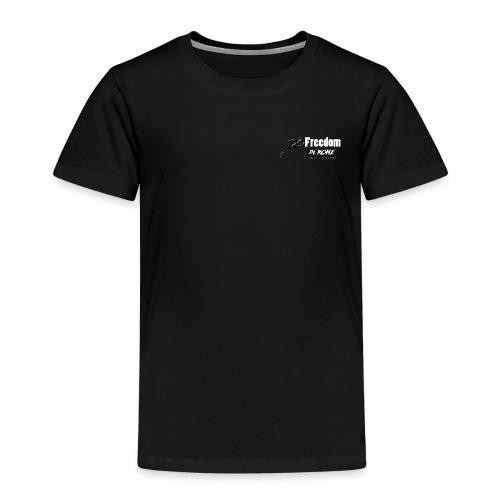 Niente scuse Runner front - Maglietta Premium per bambini