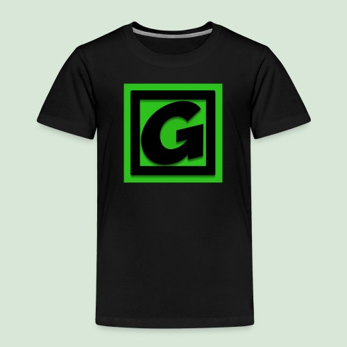 G-team Logo - Kids' Premium T-Shirt