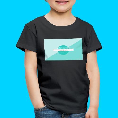 cuteOGdalle - Børne premium T-shirt