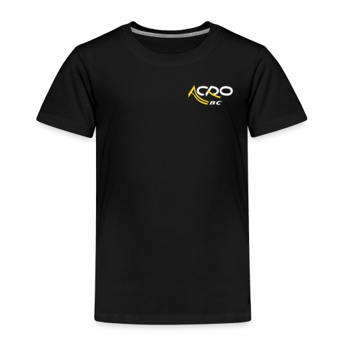 Acro ZL Kleur - Kinderen Premium T-shirt