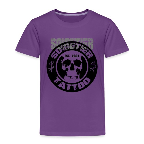logo bad1 - Kinder Premium T-Shirt