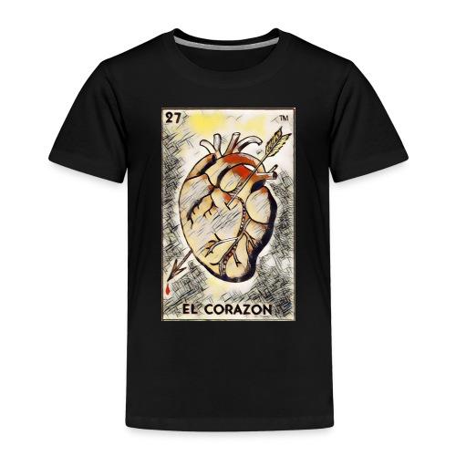 Loteria Mexicana - Kinderen Premium T-shirt
