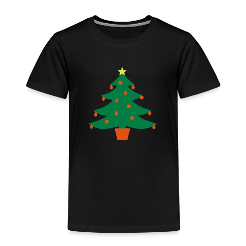 Christmas Tree - Kids' Premium T-Shirt