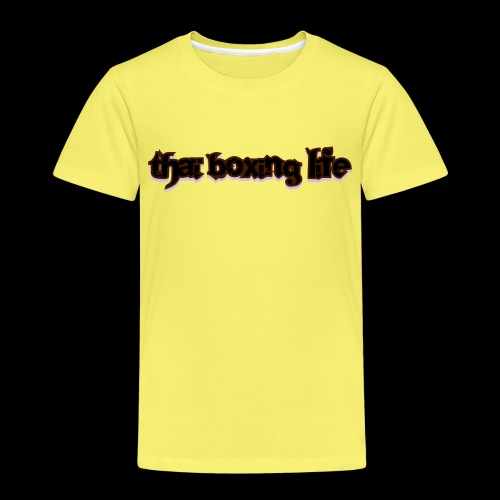 MTS92 THAI BOXING LIFE - T-shirt Premium Enfant