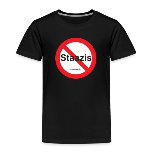 Staazis Verboten - Kinder Premium T-Shirt