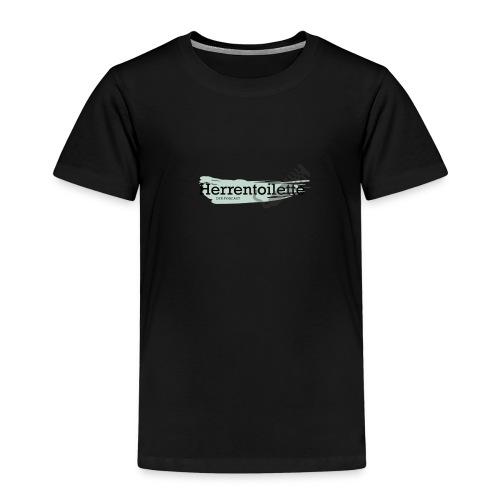 Herrentoilette - Podcast - Kinder Premium T-Shirt
