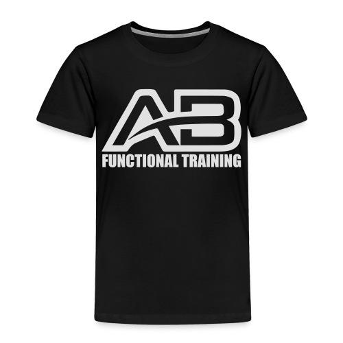 DEF_AB_DARK_BACKGROUND - Maglietta Premium per bambini