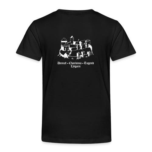 Lygarn-Shirt_Demut_hell - Kinder Premium T-Shirt