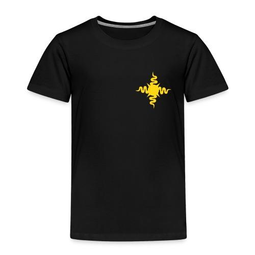 sunlogo plain small - Kinder Premium T-Shirt