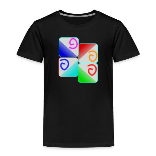 santai - Kids' Premium T-Shirt