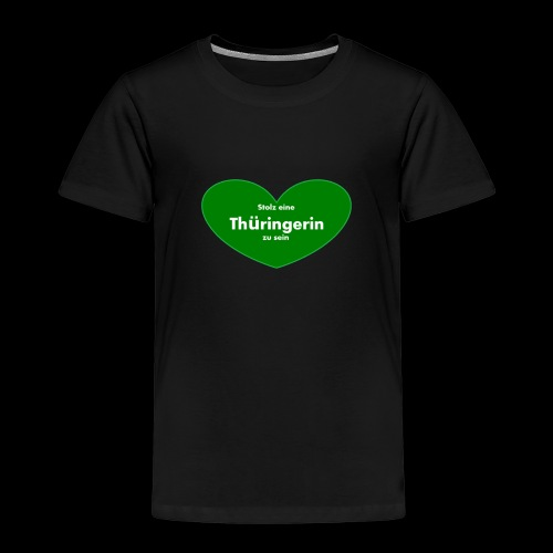 Thüringerin - Kinder Premium T-Shirt
