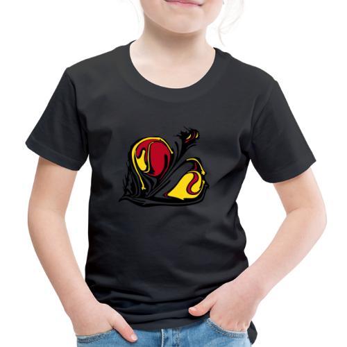 TIAN GREEN - KONU - Kinder Premium T-Shirt