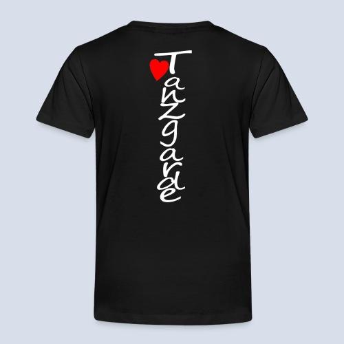 love Tanzgarde weis mit r - Kinder Premium T-Shirt