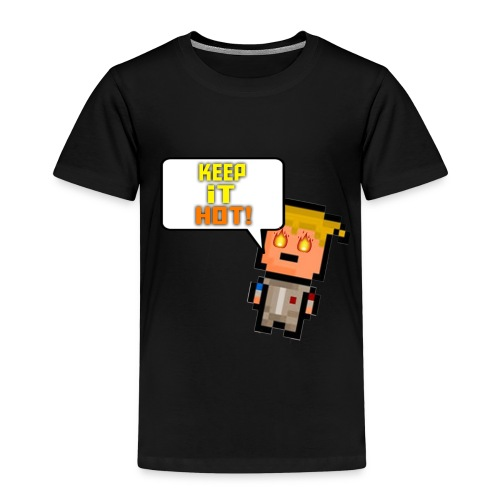 Keep it hot - Kids' Premium T-Shirt
