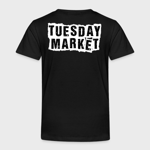 Logo Tuesday Market - Kinder Premium T-Shirt