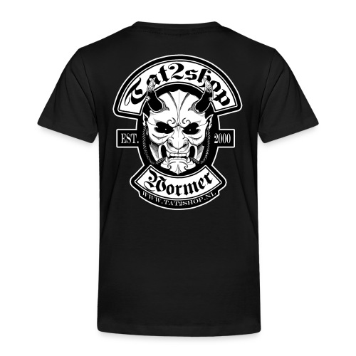 Tat2shop Logo - Kinderen Premium T-shirt