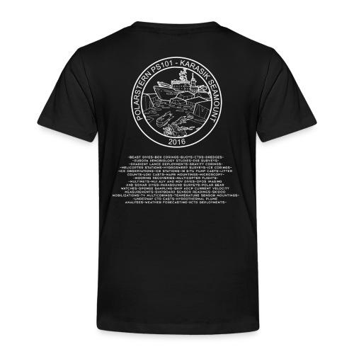 Polarstern 101 cruise shirts - Kinder Premium T-Shirt