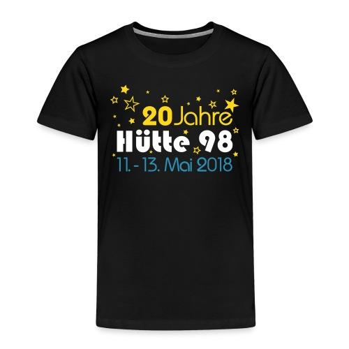 20 Jahre shirt v7_171b - Kinder Premium T-Shirt