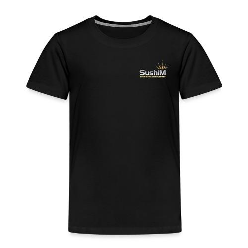SushiM Logo Hi Res - Kids' Premium T-Shirt