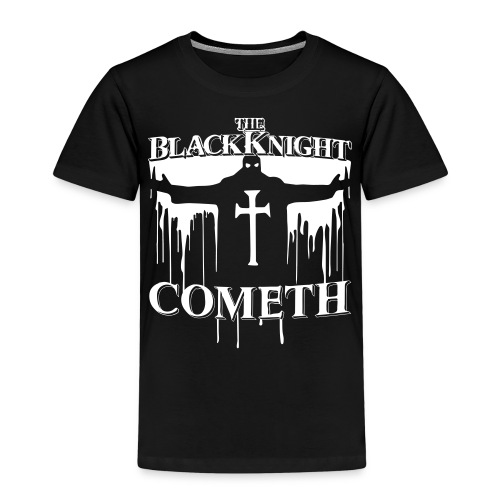 black-knight - Kids' Premium T-Shirt
