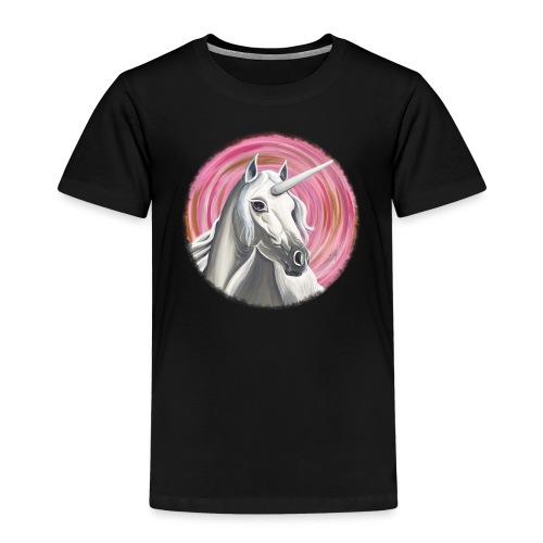Einhorn der Liebe - Kinder Premium T-Shirt